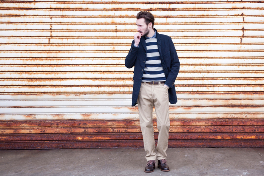 Image of Stevenson Overall Co. 2013 Spring/Summer Lookbook