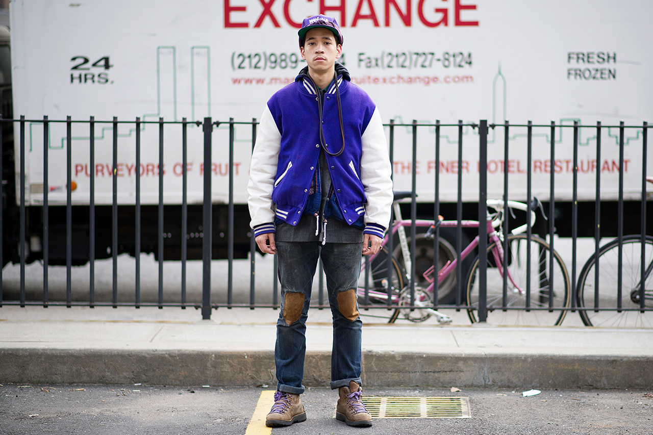 Image of Streetsnaps: Anthony Parrish