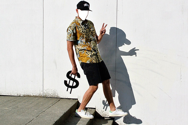 Stussy 2013 Summer &#8220;Peace &amp; Prosperity&#8221; Lookbook