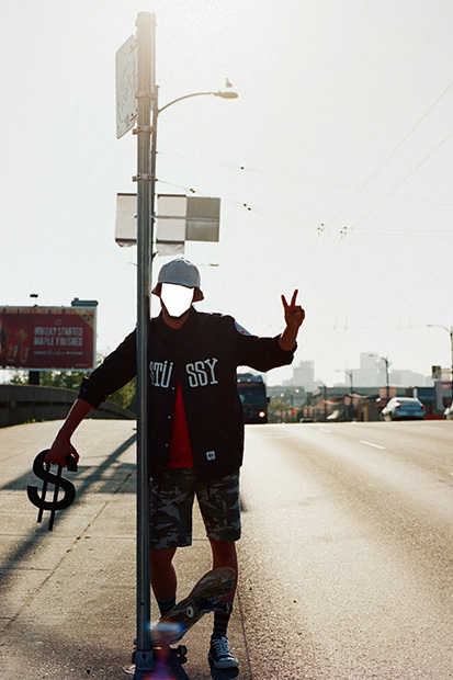 "Image of Stussy 2013 Summer ""Peace & Prosperity"" Lookbook"