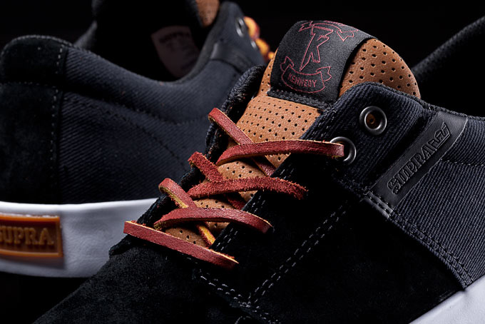 Image of SUPRA Stacks Vulc Limited Edition Crown Coalition Exclusive
