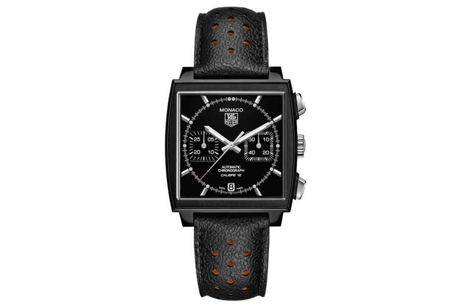 Image of TAG Heuer Automobile Club de Monaco Black Edition