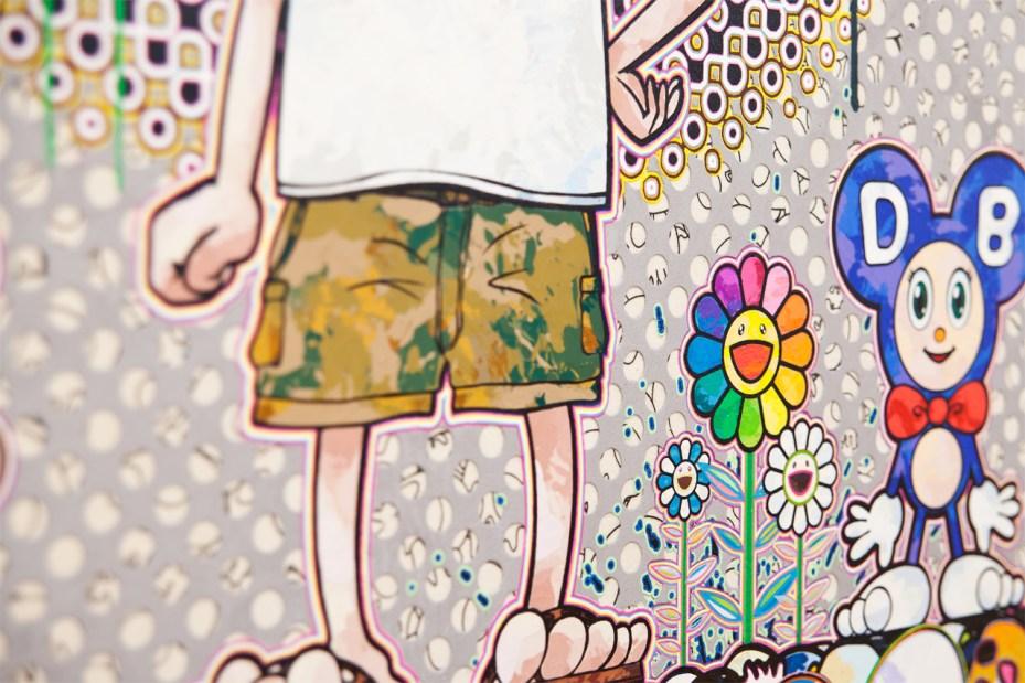 Image of Takashi Murakami Solo Exhibition @ Galerie Perrotin Hong Kong Recap
