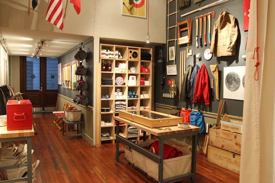 Image of The Best Made Co. Shop Opening