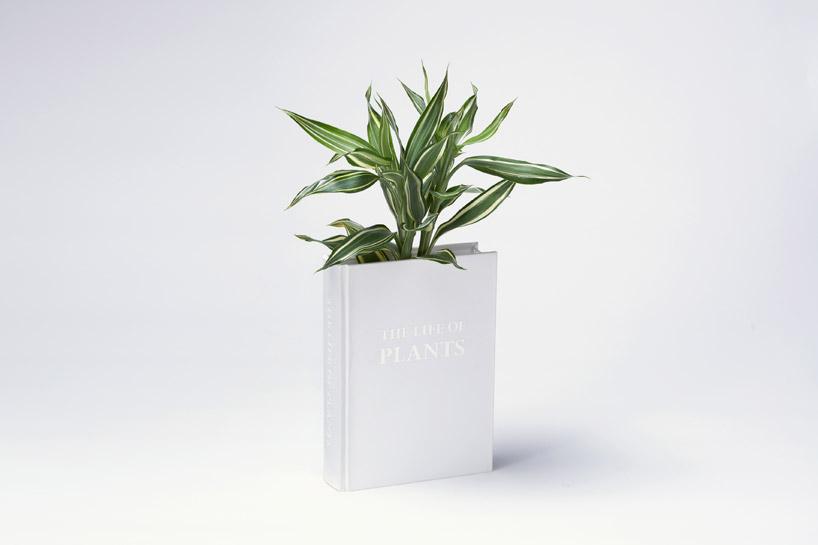 Image of The Book Vase by YOY Design Studio