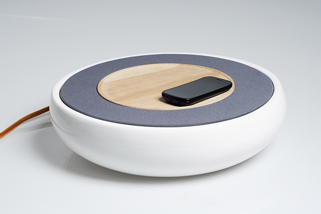 Image of Ceramic Stereo by Victor Johansson