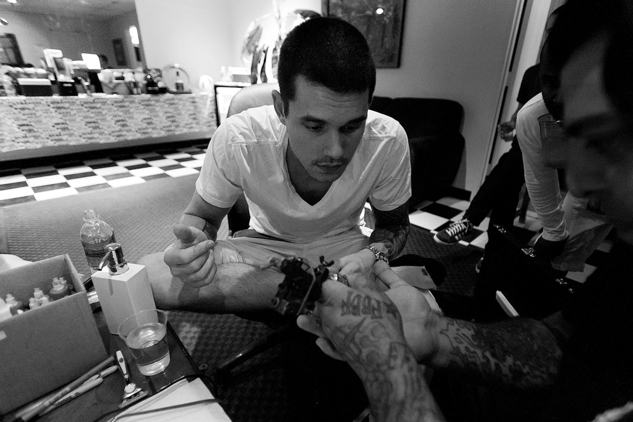Image of THROUGH THE LENS: Steven Taylor featuring John Mayer