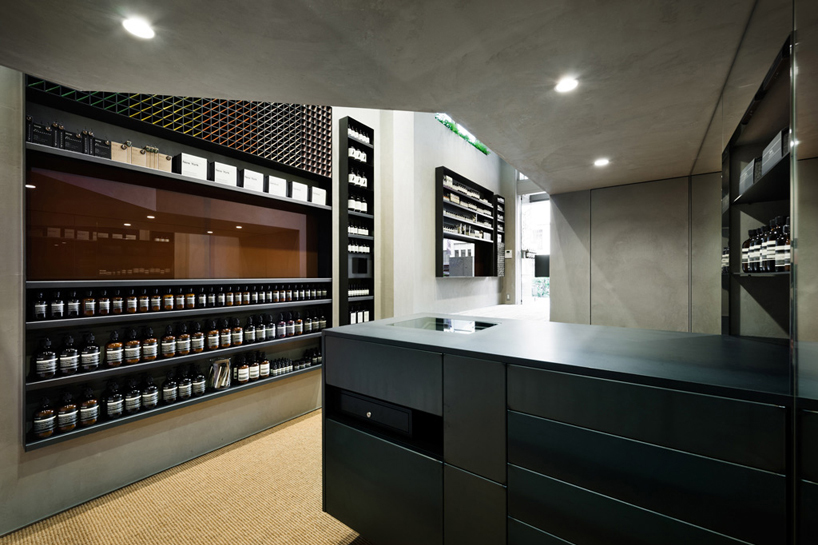 Image of Aesop Shibuya by Torafu Architects