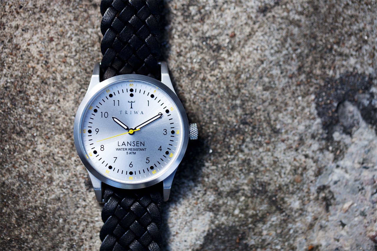 Image of TRIWA 2013 Spring/Summer Watch Collection