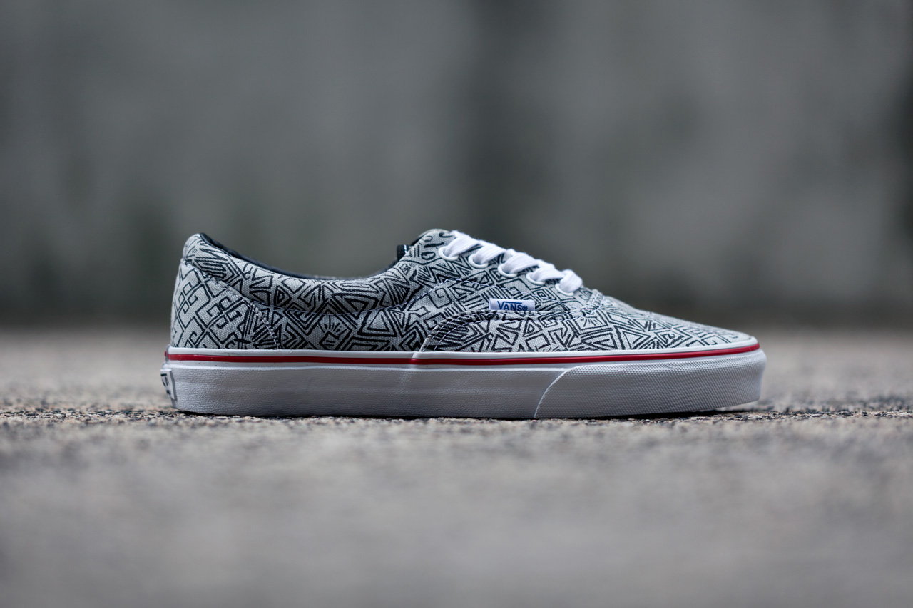 "Image of Vans Classics 2013 Fall ""Van Doren Series - Maze"" Collection"