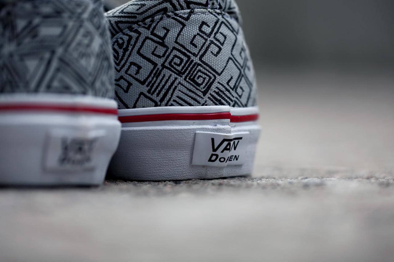"""Image of Vans Classics 2013 Fall Van Doren Series""""Maze"""" Collection"""