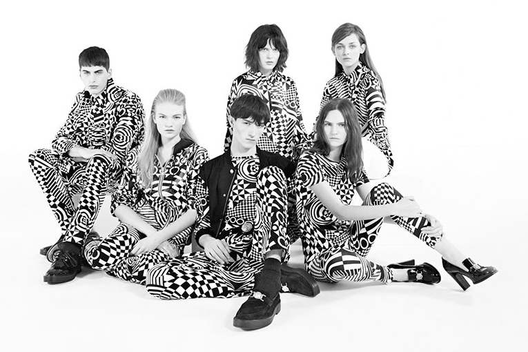 Image of Versus Versace 2013 Spring/Summer Campaign