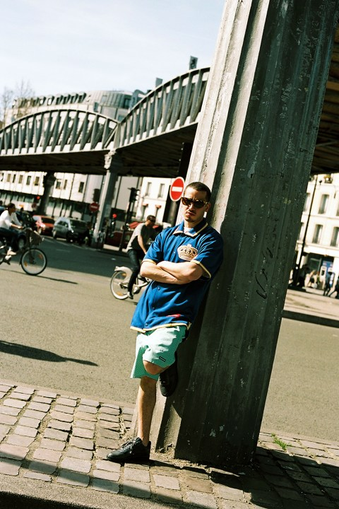 Image of WARP: Supreme 2013 Summer Paris Editorial