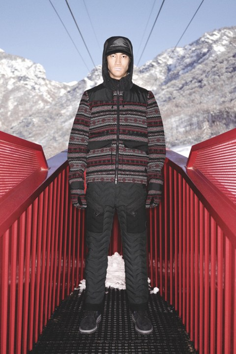 "Image of White Mountaineering x Moncler ""Moncler W"" Preview"