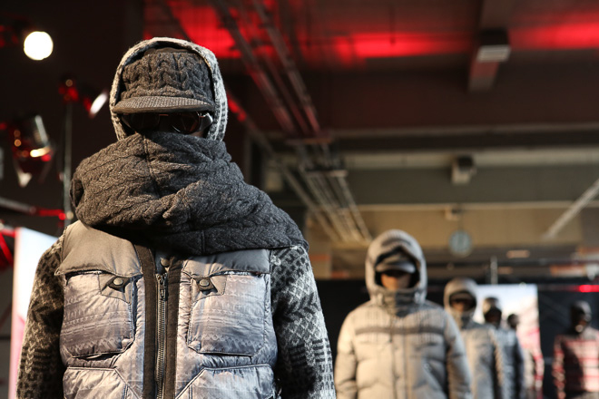 "Image of White Mountaineering x Moncler 2013 Fall/Winter ""Moncler W"" Collection"