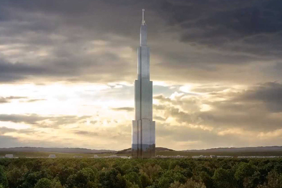 Image of Will Sky City in China Become the World's Tallest Building?