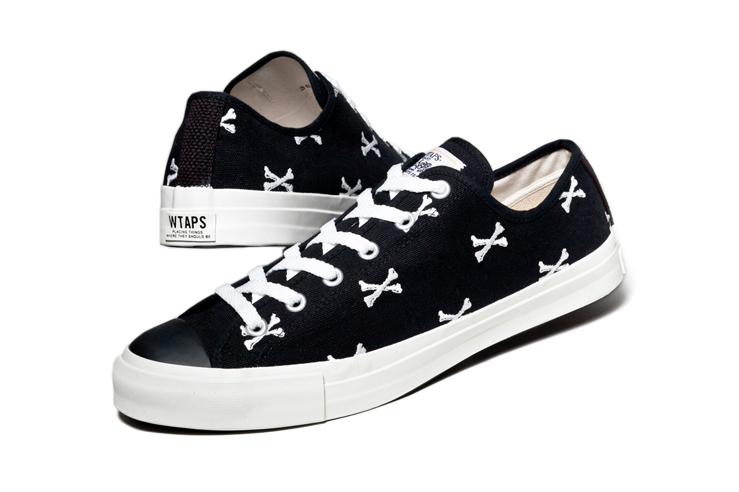 Image of WTAPS 2013 Spring/Summer Canvas Sneaker Collection