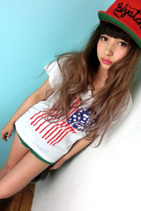 Image of YONE'S GIRLS: Monaka Nishi