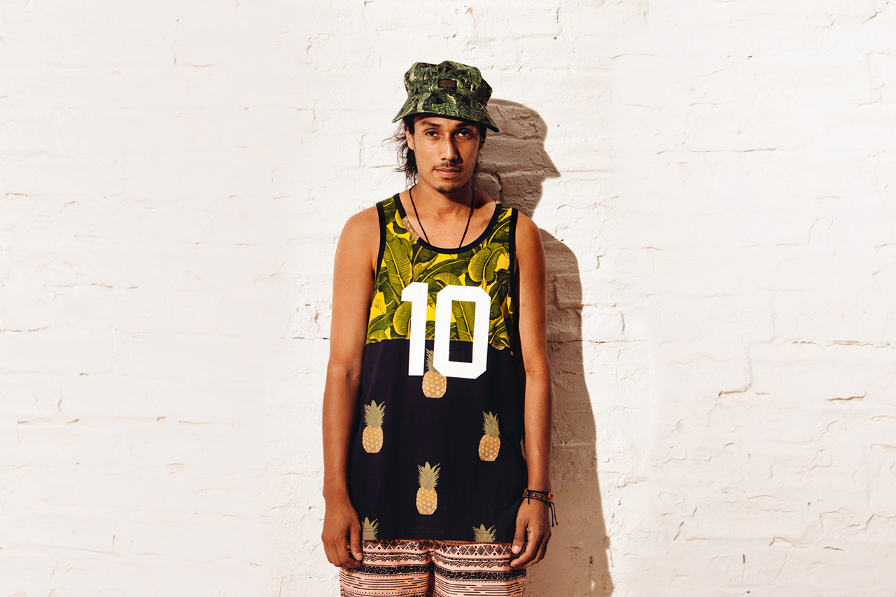 "Image of 10.Deep 2013 Summer ""Paradise Lost"" Lookbook"
