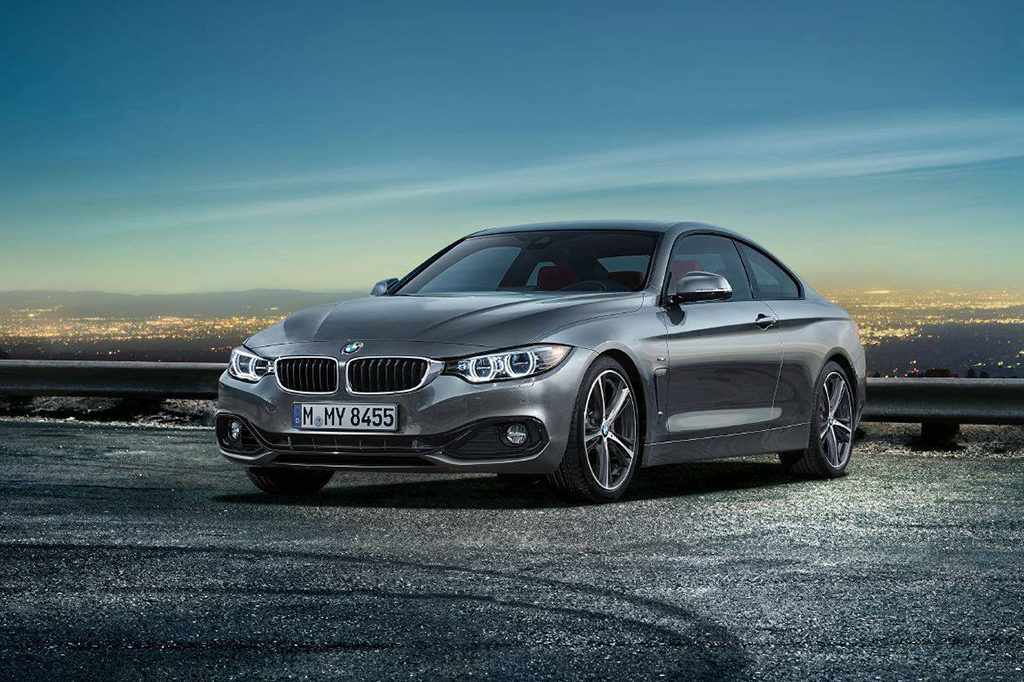 Image of 2014 BMW 4 Series