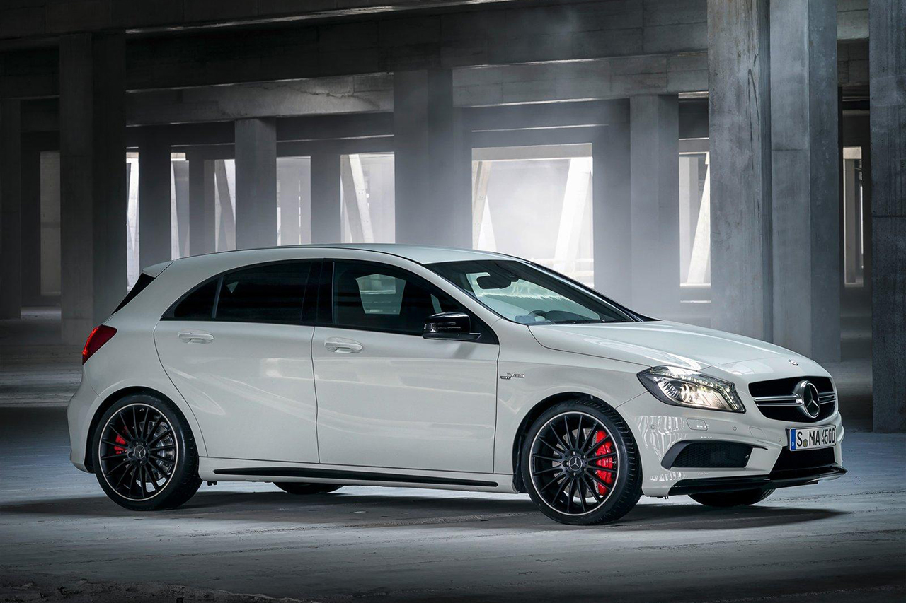 Image of 2014 Mercedes-Benz A45 AMG to Make its Debut this August