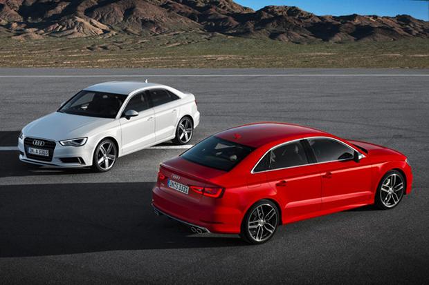 Image of 2015 Audi A3 Sedan