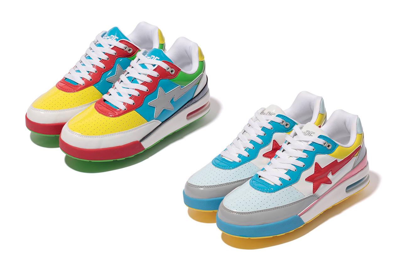 Image of A Bathing Ape 2013 Summer PATENT MULTI ROAD STA