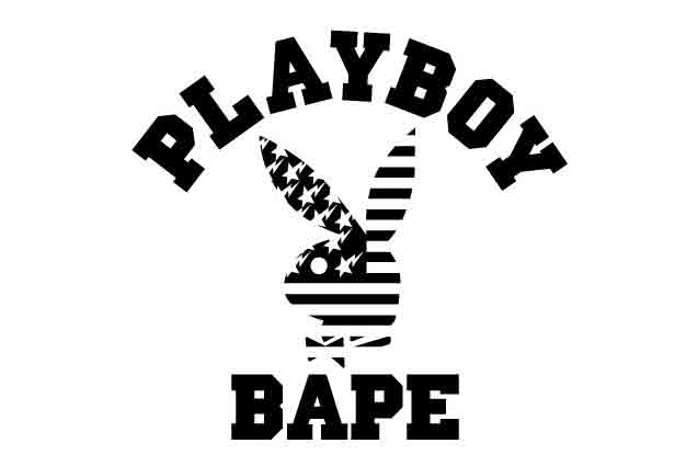 Image of A Bathing Ape x Playboy 2013 Summer Collection Preview