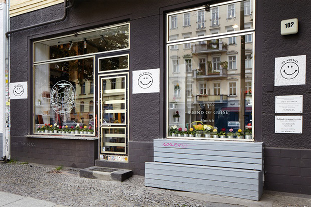 Image of A Kind of Guise Berlin Pop-Up Store
