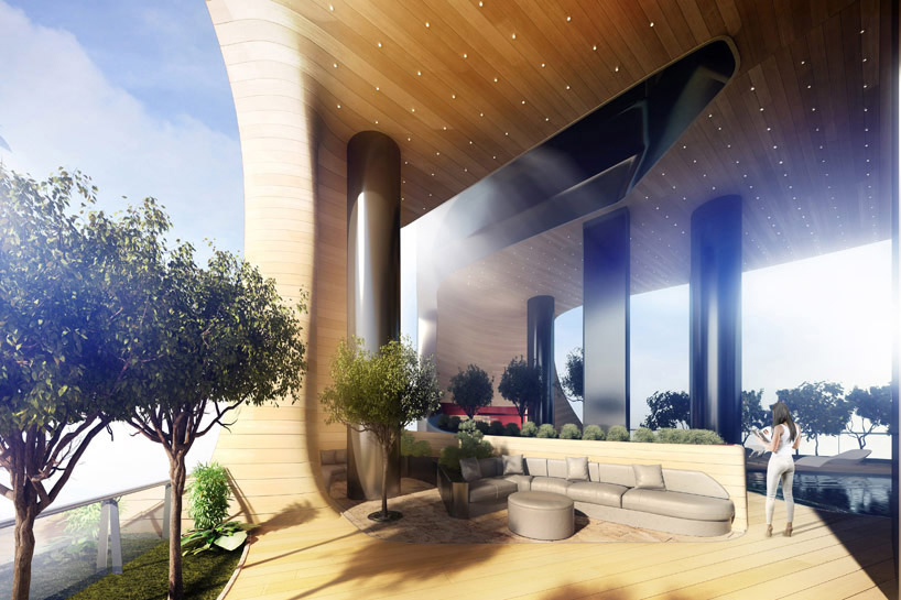 Image of A Look at Pininfarina's Ferra Luxury Residential Condominium in Singapore