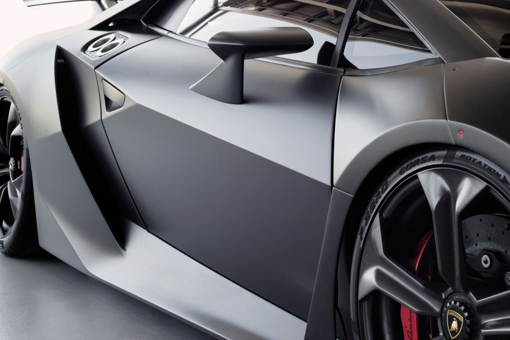 Image of A Look at The Lamborghini Sesto Elemento