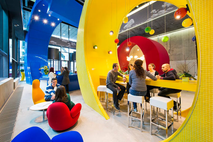 Image of A Look Inside Google's Dublin Headquarters