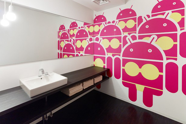 Image of A Look Inside Google's Tokyo Headquarters