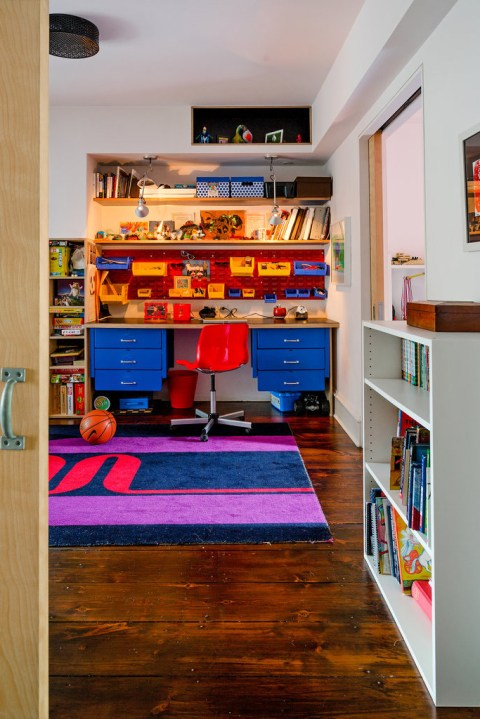 Image of A Look Inside Mike D's Brooklyn Townhouse