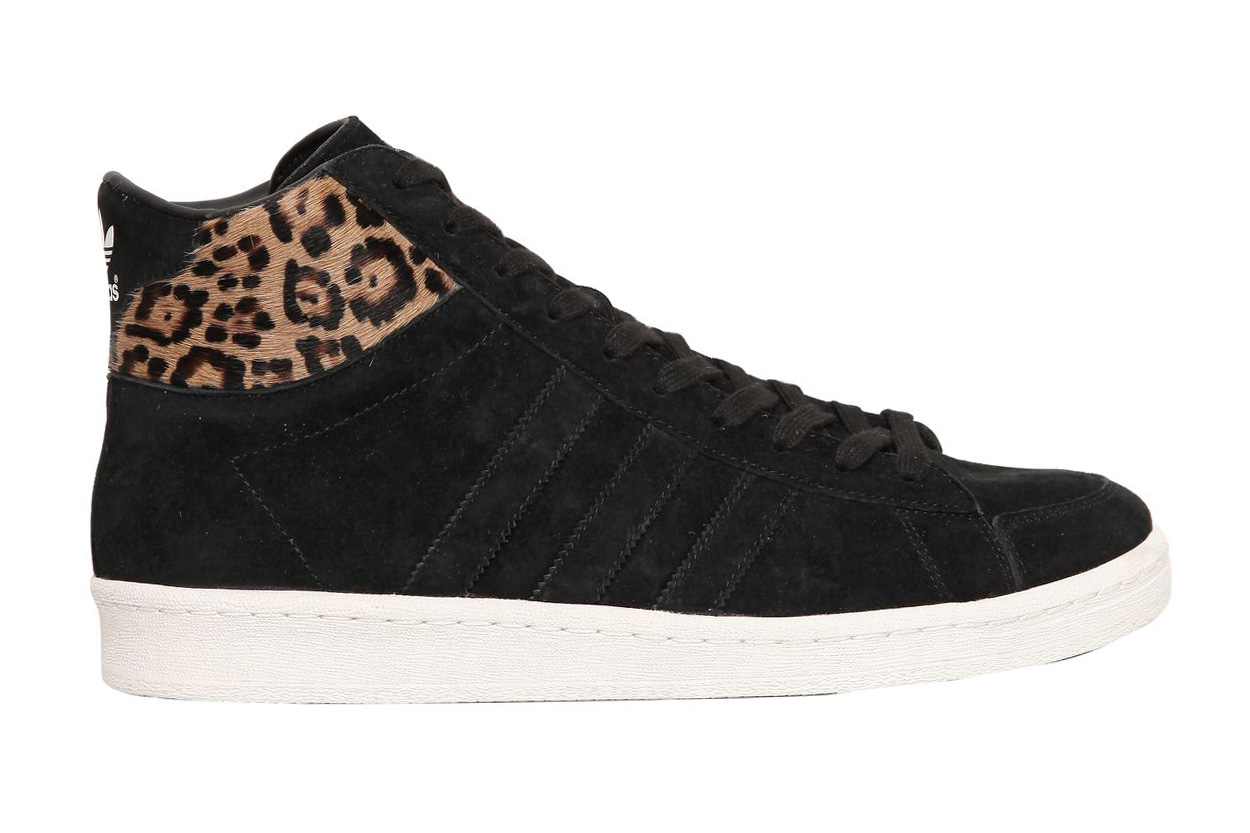 Image of adidas Originals Blue 2013 Fall/Winter Leopard Pack