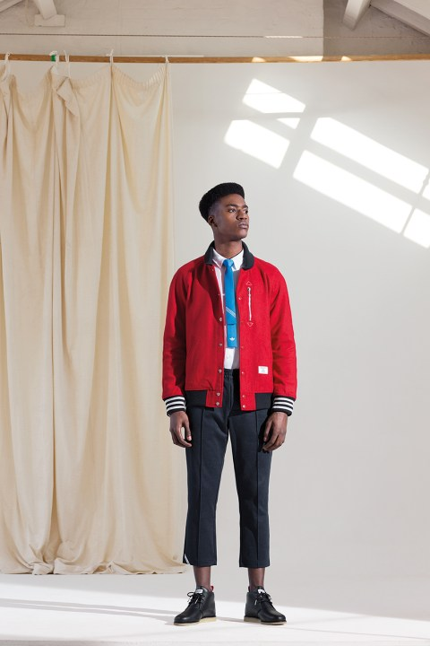 Image of adidas Originals by BEDWIN 2013 Fall/Winter Lookbook