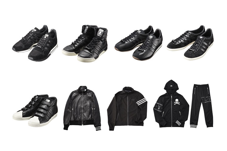 Image of adidas Originals by mastermind JAPAN 2013 Summer Collection
