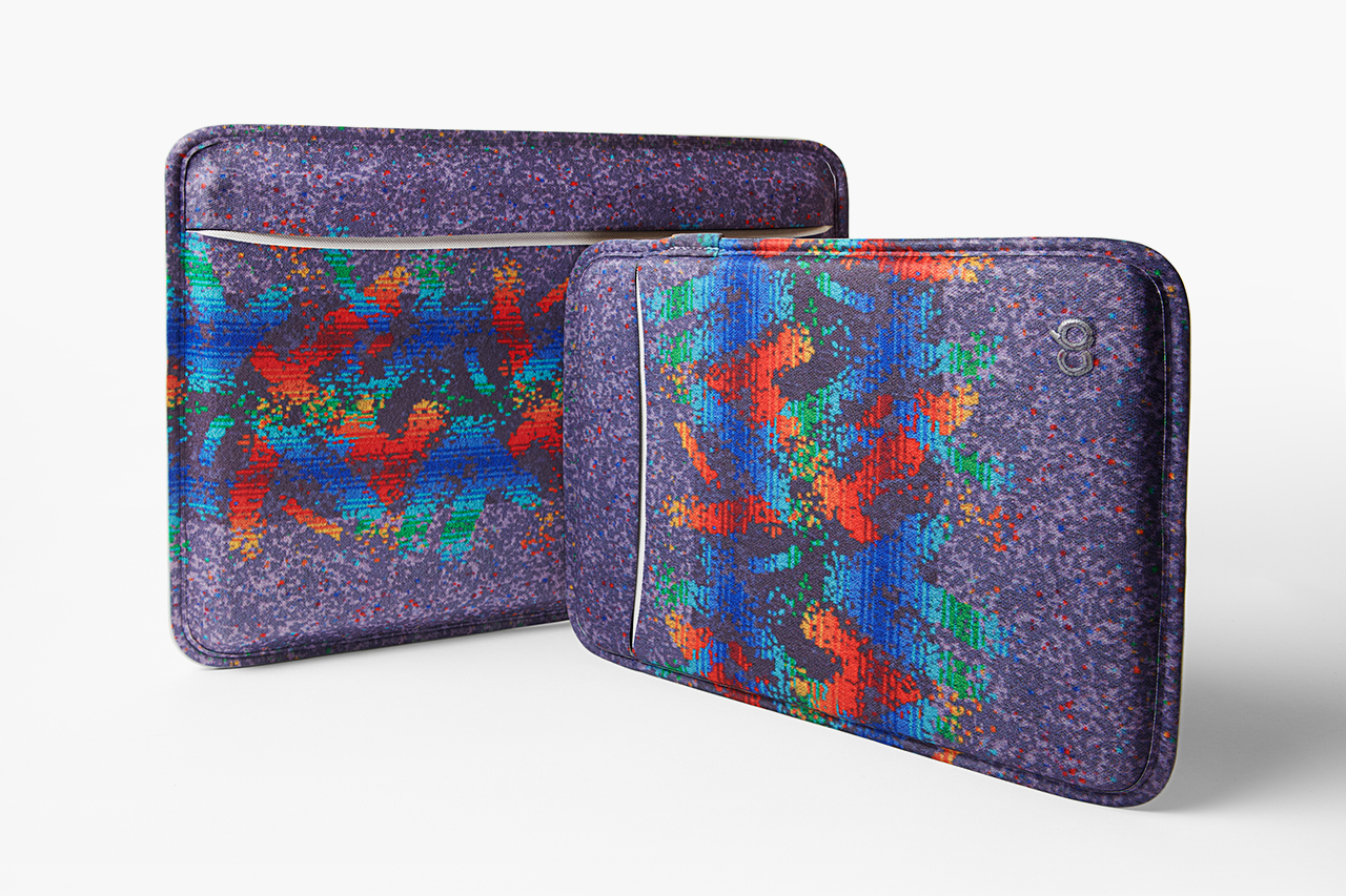 Image of Agi & Sam x C6 2013 iPad and MacBook Sleeves