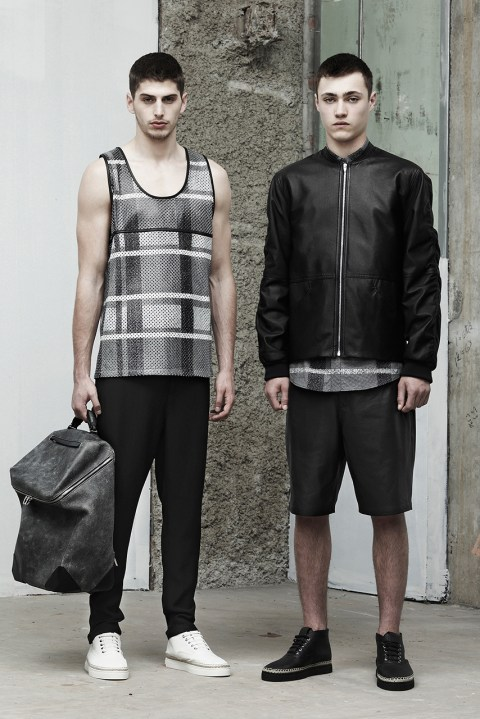 Image of Alexander Wang 2014 Spring Collection