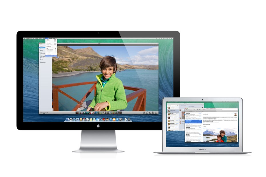 Image of Apple OS X Mavericks