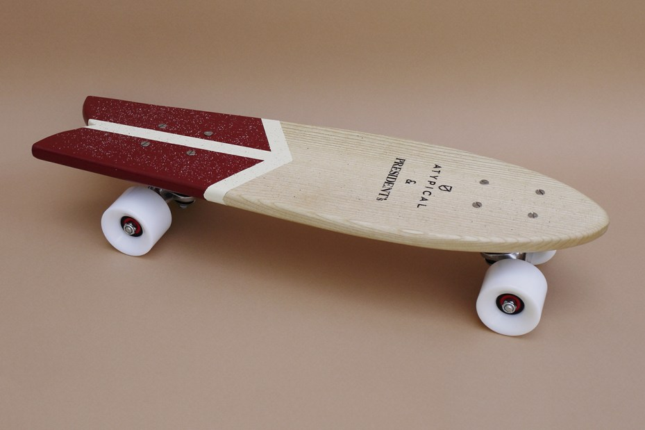 Image of President's x Atypical Skateboard