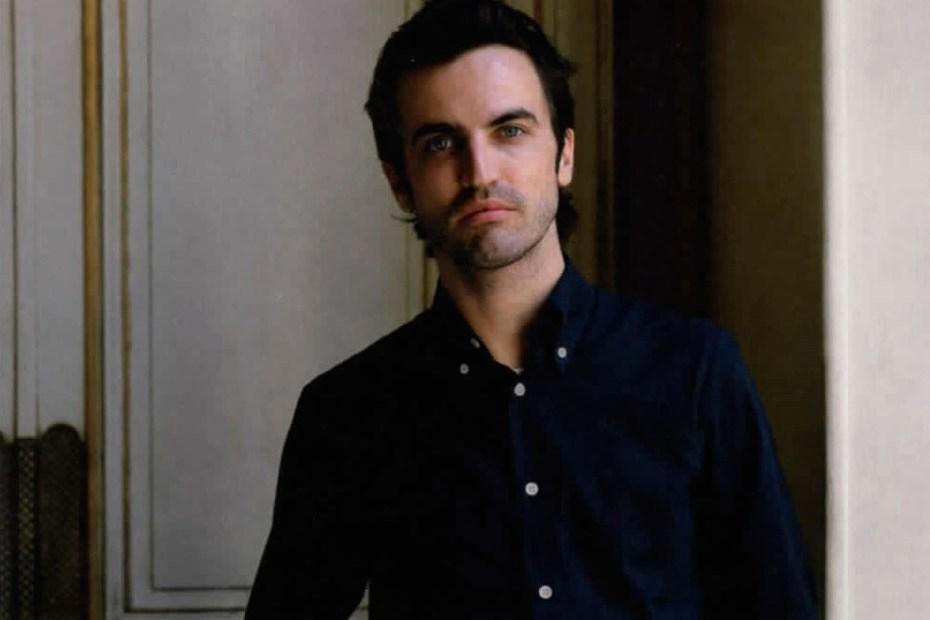 Image of Balenciaga Suing Nicolas Ghesquière