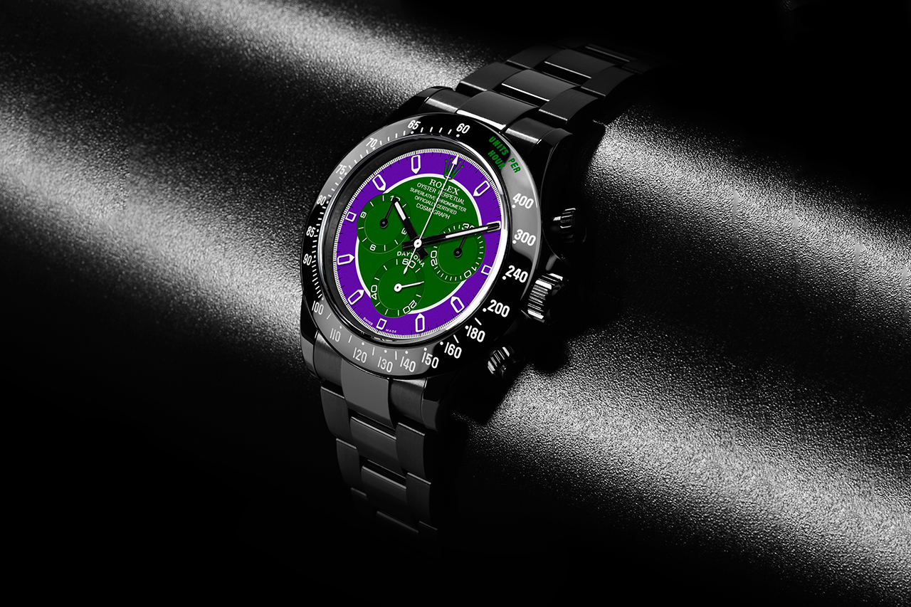 "Image of Bamford Watch Department ""Game, Set & Match"" Special Edition Daytona"