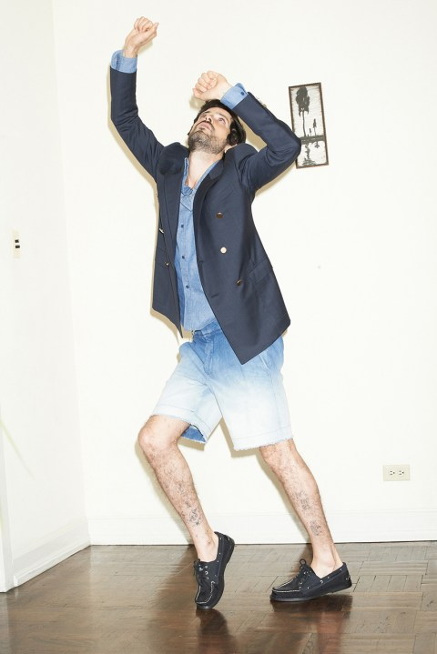 Image of Band of Outsiders 2014 Spring/Summer Collection