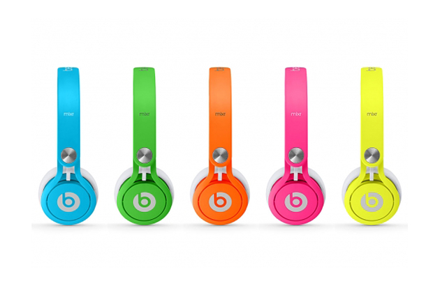 Image of Beats by Dre 2013 Neon Mixr