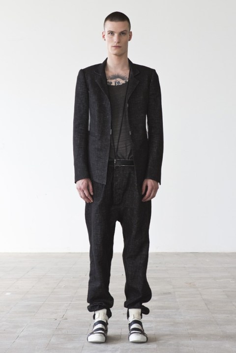 Image of Boris Bidjan Saberi 2014 Spring Collection