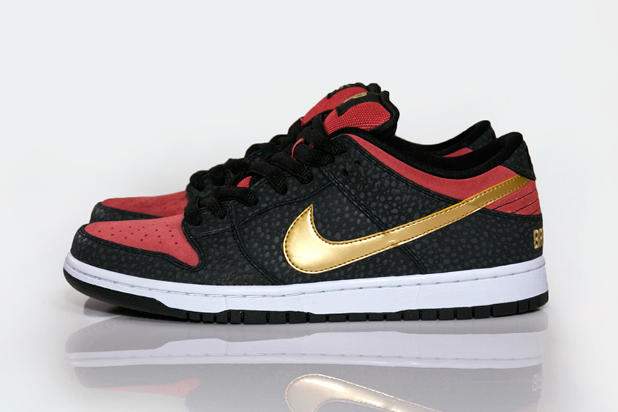 "Image of Brooklyn Projects x Nike SB Dunk Low ""Walk of Fame"" QS"