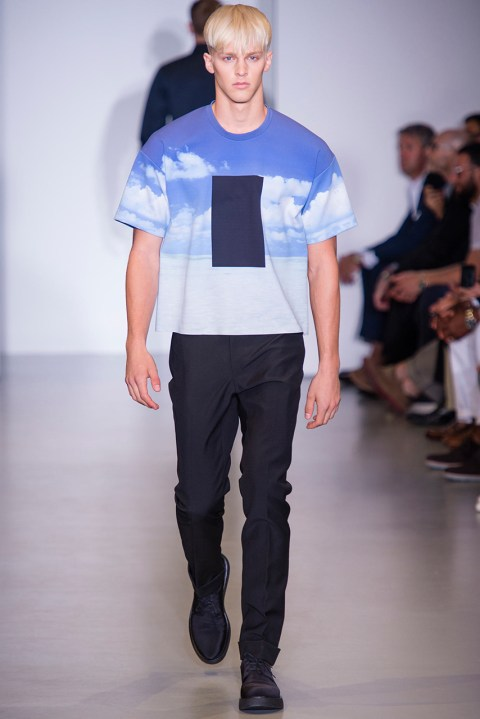 Image of Calvin Klein 2014 Spring/Summer Collection