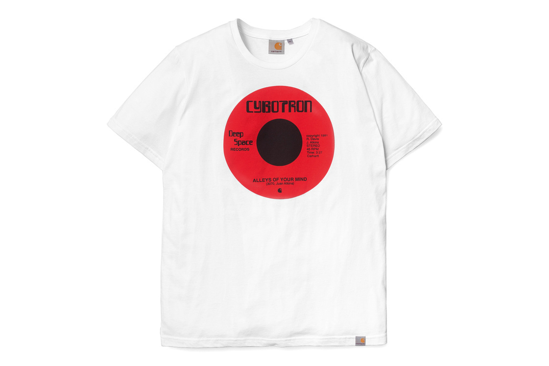 """Image of Carhartt WIP 2013 Spring/Summer """"Sound of Detroit"""" Collection"""