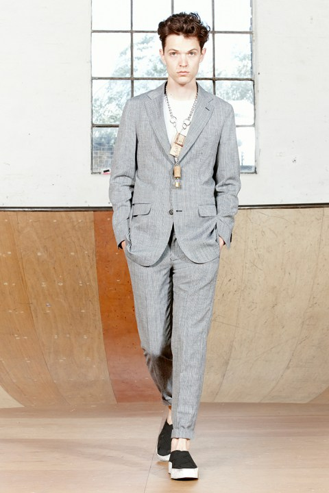"Image of Casely-Hayford 2014 Spring/Summer ""Secret Colonies"" Collection"